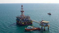 Как ищут нефть в море