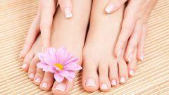 Как сделать ножки идеальными в домашних условиях