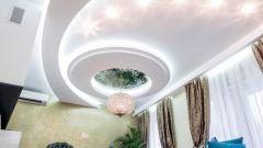 Как отделать потолок: современные варианты