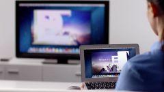 Как к телевизору подключить ноутбук по wifi
