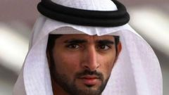Принц Хамдан и его жена: фото