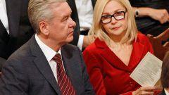Жена Собянина Ирина Иосифовна: фото