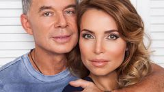 Жена Олега Газманова: фото