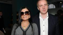 Диана Гурцкая с мужем: фото