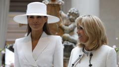 Жены президентов мира: фото