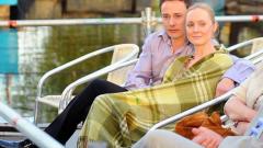 Актер Дмитрий Исаев и его жена: фото
