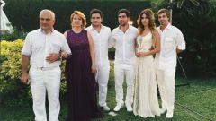 Самвел Карапетян и его жена: фото