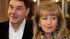 Жена Сергея Маковецкого: фото