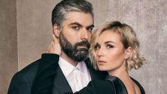 Полина Гагарина с мужем: фото
