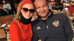 Ксения Сухинова и ее муж: фото