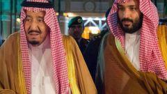 Жена короля Саудовской Аравии: фото