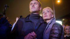 Жена Навального: фото