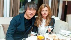 Жена Сангаджи Тарбаева: фото