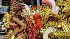 Вечный праздник на улицах Рио