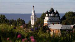 Красоты Вологодской области
