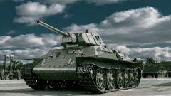 Советский танк Т-34/76: фото и интересные факты