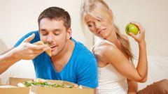 Как диета влияет на мужчин и женщин