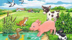 Как говорят животные: для самых маленьких