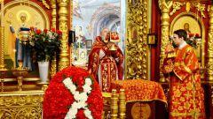 Как проходит служба на Пасху в православном храме