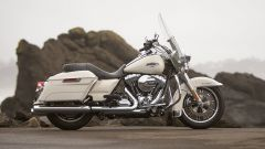 Harley-Davidson Road King: технические характеристики и особенности