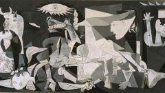 «Герника» Пикассо: описание и фото