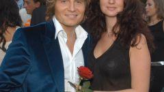 Жена Николая Баскова: фото