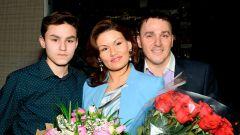 Жена Кирилла Андреева: фото