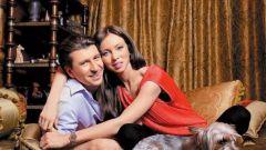 Жена Алексея Ягудина: фото