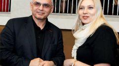 Жена Карена Шахназарова: фото