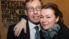 Жена Петра Авена: фото