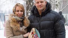 Жена Федора Емельяненко: фото