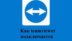 Как teamviewer подключается к компьютеру