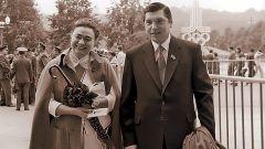 Муж Галины Брежневой: фото