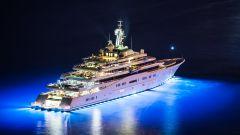 Eclipse - яхта Абрамовича - самое дорогое частное судно
