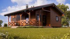 Сколько стоит деревянный дом своими руками