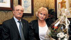 Жена Георгия Данелия: фото