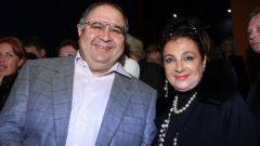 Жена Алишера Усманова: фото