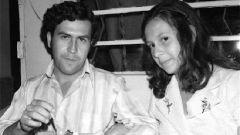Жена Пабло Эскобара: фото