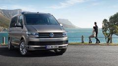 Volkswagen California: характеристики и фото