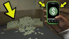 Как заработать деньги в гта 5 в одиночной игре на ps4