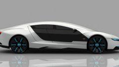 Audi A9: нанотехнологии в автомобилях