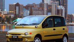 Fiat Multipla: красота или функциональность?