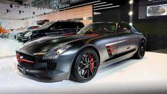 Mercedes SLS: отзывы, технические характеристики