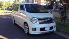 Nissan Elgrand: описание, технические характеристики