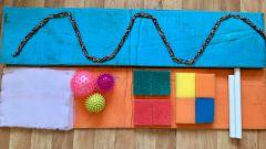 Как сделать ортопедический коврик своими руками