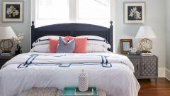 Правила сочетания цветов в интерьере спальни