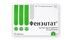 """""""Фензитат"""": инструкция по применению и особенности использования"""
