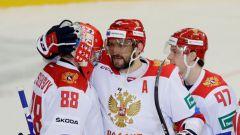 Расписание игр сборной России по хоккею на Чемпионате мира - 2019