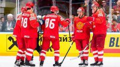 ЧМ-2019 по хоккею: обзор матча Россия - Австрия