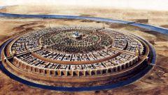 Древний город концентрических кругов: необычная форма первого Багдада